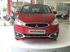 Cần bán Mitsubishi Mirage MT đời 2016, màu đỏ, giá 443tr