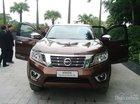 Bán Nissan Navara đời 2016, màu nâu, xe nhập Thái giá tốt nhất Hà Nội tặng nắp thùng trị giá 30 triệu