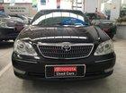 Bán Toyota Camry 3.0V sản xuất 2004, màu đen