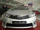Bán Toyota Corolla Altis 1.8V sản xuất 2016, màu đen, giá 757tr