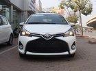 Cần bán Toyota Yaris Châu Âu đời 2015, màu trắng, nhập khẩu