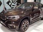 Cần bán xe BMW X6 đời 2016, màu nâu, nhập khẩu chính hãng tại miền Trung