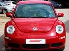 Bán xe Volkswagen New Beetle 1.6AT đời 2009, màu đỏ, nhập khẩu nguyên chiếc