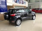 Bán xe Ford EcoSport 1.5L AT Titanium đời 2016, màu đen, giao ngay, 600tr, hỗ trợ vay 80% - Liên hệ: 0987987588