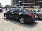 Cần bán gấp Toyota Corolla Altis 1.8MT đời 2010, màu đen chính chủ