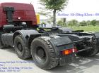 Bán đầu kéo Kamaz 6460, đời 2015, 43.2 tấn, 2 cầu thực, 360 mã lực, 32L/100km, 02 giường, nhập nguyên chiếc