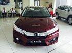 Bán xe Honda City 1.5 CVT năm 2016, màu đỏ nhiều ưu đãi hấp dẫn. LH: 0978776360