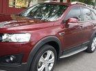 Cần bán xe Chevrolet Captiva LTZ đời 2014, màu đỏ giá cạnh tranh