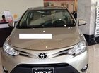 Bán Toyota Vios 1.5 G đời 2016, giá 600 triệu