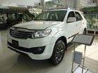 Toyota Fortuner TRD 2.7V (4x2) đời 2016, máy xăng 1 cầu, số tự động, có xe giao ngay