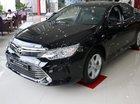 Bán Toyota Camry 2.5 Q đời 2016, màu đen