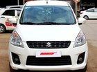 Cần bán xe Suzuki Ertiga 1.4AT sản xuất 2015, màu trắng, nhập khẩu Ấn Độ
