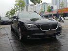 Cần bán xe BMW 7 Series 750LI sản xuất 2010, màu đen, nhập khẩu nguyên chiếc
