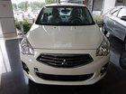 Mitsubishi Attrage số sàn nhập khẩu, có bán trả góp