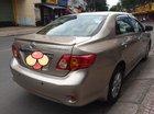 Xe Toyota Corolla altis 1.8MT đời 2010, màu vàng số sàn giá cạnh tranh