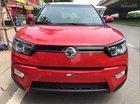 Bán Ssangyong sản xuất 2016, màu đỏ, nhập khẩu