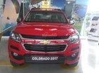 Xe bán tải Chevrolet Colorado 2.8L High Country đời 2017, màu đỏ, nhập khẩu nguyên chiếc