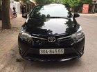 Cần bán lại xe Toyota Vios J đời 2015, màu đen