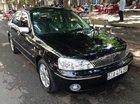 Cần bán xe cũ Ford Laser 1.8MT đời 2003, màu đen chính chủ