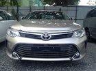 Bán Toyota Camry 2.5 Q đời 2016, màu ghi vàng