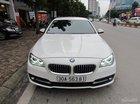 Cần bán lại xe BMW 5 Series 520i đời 2015, màu trắng, nhập khẩu chính hãng