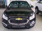 Bán Chevrolet Cruze LT 1.6MT đời 2016, màu đen