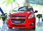 Bán ô tô Chevrolet Spark 1.2 LT đời 2016, màu đỏ
