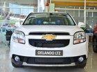 Bán Chevrolet Orlando 1.8 LTZ đời 2016, màu trắng, chính hãng giá tốt Đà Nẵng