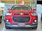 Bán ô tô Chevrolet Captiva 2.4 LTZ Revv đời 2016, màu đỏ
