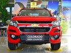 Bán Chevrolet Colorado 2.8 LTZ High Country đời 2017, màu đỏ, xe nhập