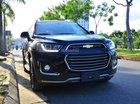 Bán xe Chevrolet Captiva 2.4 LTZ Revv 2016, màu đen, 879 triệu, chính hãng