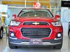 Bán Chevrolet Captiva 2.4 LTZ Revv 2016, màu đỏ, chính hãng