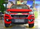 Bán Chevrolet Colorado 2.8 LTZ High Country đời 2017, màu đỏ, xe nhập, chính hãng