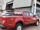 Chevrolet Đông Đô Thành cần bán xe Chevrolet Colorado 2.5 LT đời 2016, màu đỏ, nhập khẩu