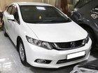 Cần bán Honda Civic 1.8AT đời 2015, màu trắng số tự động