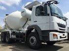 Bán xe bồn FUSO FJ Mixer 7CBM, nhập khẩu nguyên chiếc liên hệ ngay để có giá tốt