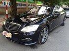 Cần bán Mercedes S63 AMG sản xuất 2010, màu đen, nhập khẩu chính hãng