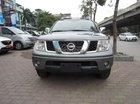 Bán ô tô Nissan Navara năm 2013, màu xám (ghi), nhập khẩu, giá chỉ 485 triệu, 2 cầu, đã có nắp thùng
