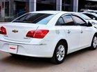 Bán Chevrolet Cruze LT 1.6MT đời 2016, màu trắng số sàn