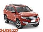Long Biên Ford cần bán Ford Everest 2016 giá tốt kèm nhiều khuyến mãi, có xe giao ngay liên hệ: 0934.635.227