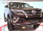 Toyota Fortuner hoàn toàn mới 2017 nhập khẩu nguyên chiếc từ Indonesia