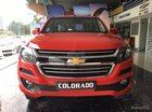 Cần bán xe Chevrolet Colorado đời 2017, màu đỏ, nhập khẩu Thái