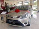 Toyota Hải Dương Bán Vios 1.5L khuyến mãi lớn, đủ màu, giá tốt, hỗ trợ trả góp 80% (7 năm) - LH: 090.602.6633(Mr. Long)