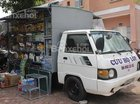 Xe Dongben 895kg bán hàng lưu động, bán quần áo hoa quả