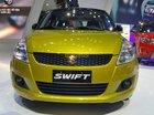 Suzuki Swift 2016, màu vàng sang trọng, vay trả góp đơn giản, chỉ 180 triệu là có xe ngay