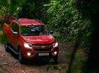 Bán Chevrolet Colorado LT 2.5 MT 4x4 đời 2017, màu đỏ. Liên kết hầu hết ngân hàng, trả trước 15% giá trị xe