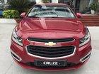 Cần bán Chevrolet Cruze LTZ 5 chỗ số tự động, đời 2017, giảm ngay 40 triệu và nhiều ưu đãi tháng 12/2016
