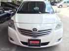 Bán xe Yaris 1.3 số sàn sản xuất 2007 màu trắng