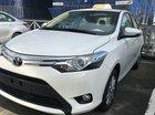 Bán xe Toyota Vios 1.5 G đời 2016, màu trắng, 597tr