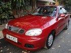 Bán Daewoo Lanos SX đời 2002, màu đỏ